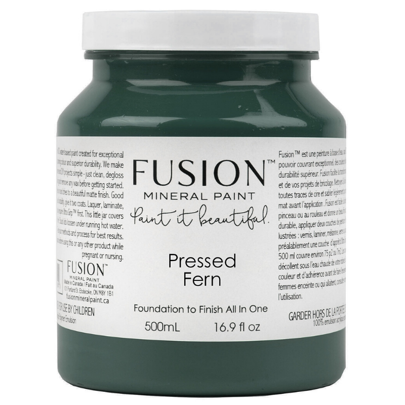 BUY FUSION MINERAL PAINT PRESSED FERN